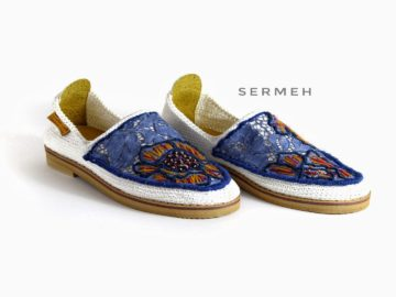 Persian Handmade Footwear (Giveh)