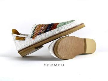 Iranian Handmade Giveh Footwear