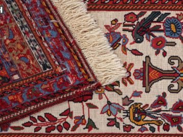 Hand knotted Persian Carpet(kilim)