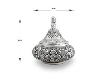 Persian Engraving on Metal