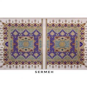 Tazhib art(persian painting)