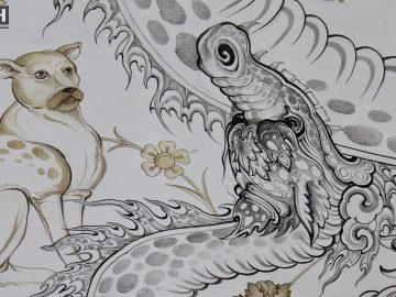 Persian art (Miniature)