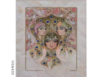 Persian Miniature(Negargari)