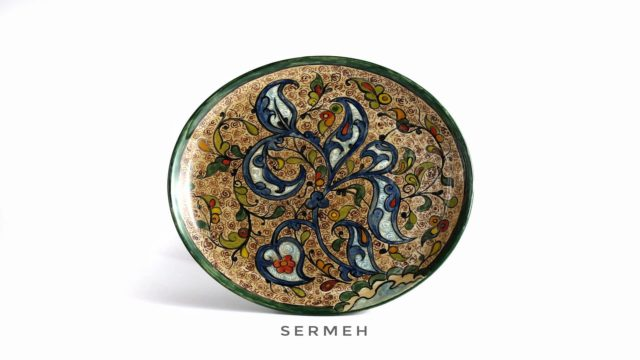 persian-Hand craft Pottery