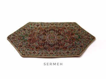 Luxury Persian Tablecloth (Termeh)
