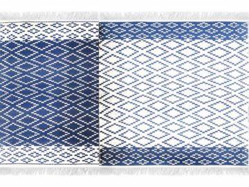 Handwoven Cotton Carpet