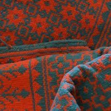 Persian Handwoven Floor Covering (Zilou)